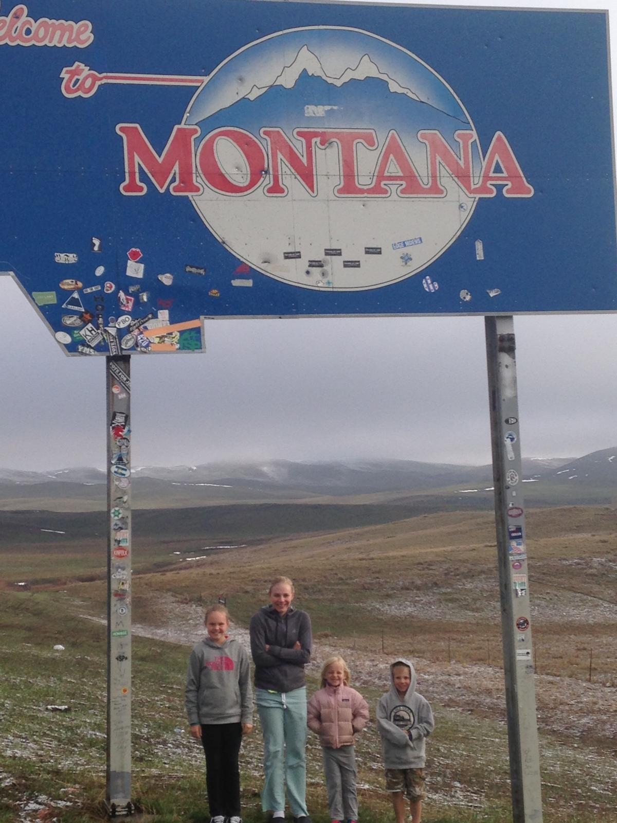 Meet Montana.
