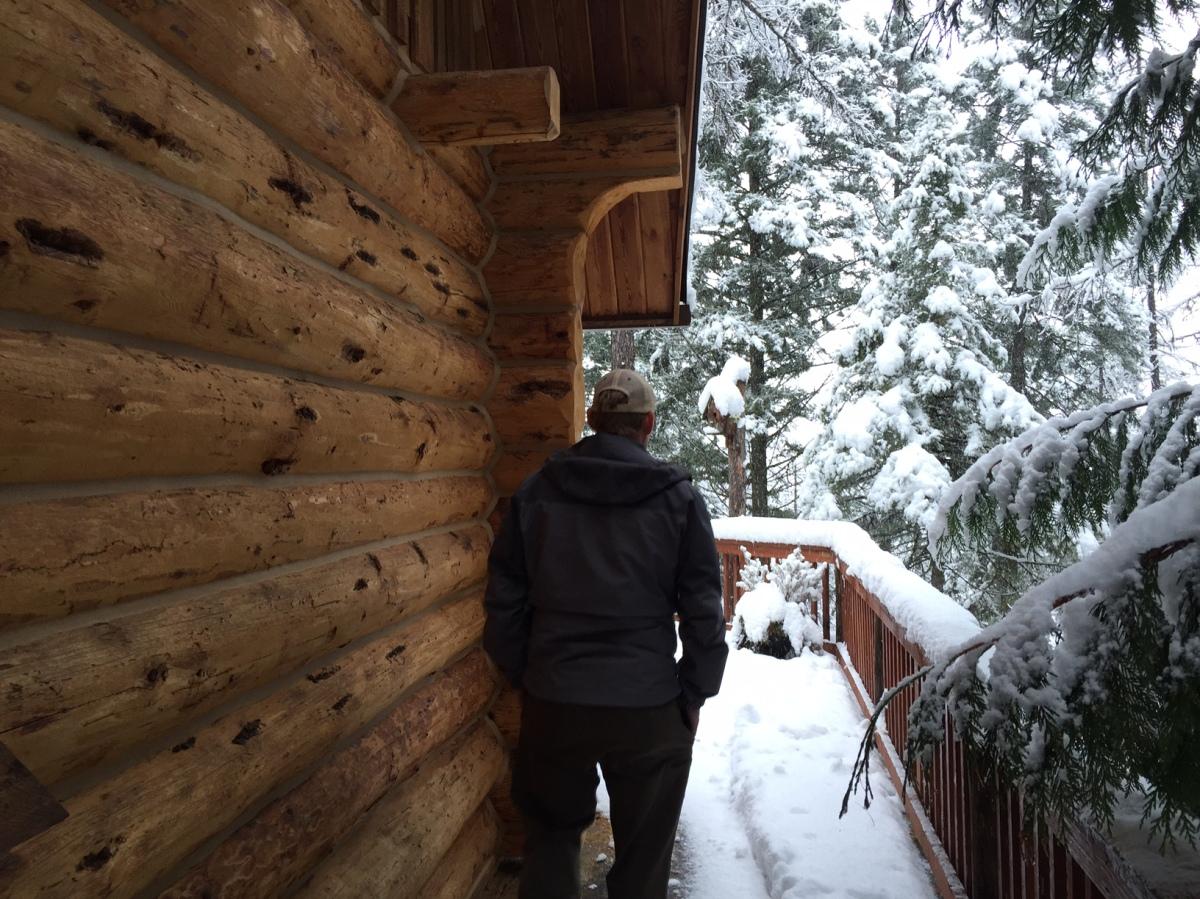 Montana in November:Wonderland