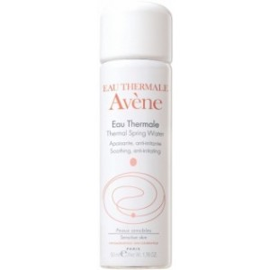 Avene Thermal Spring Water PH balance and soothe skin with silicates from French Alps
