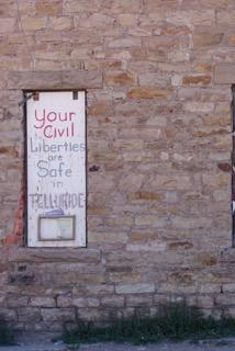 Civil Liberty in Telluride